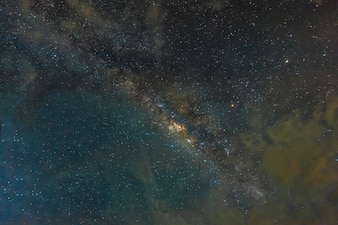 The Milky Way. Our galaxy.