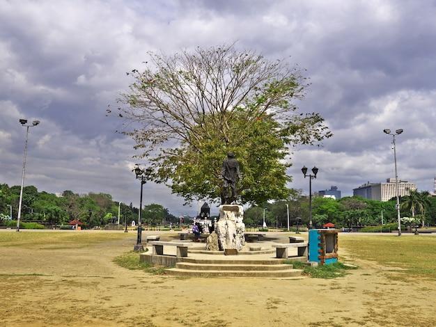フィリピンのマニラ市の記念碑