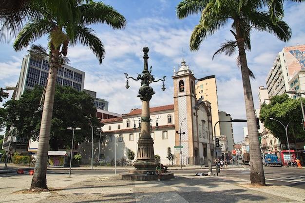 ブラジル、リオデジャネイロの記念碑