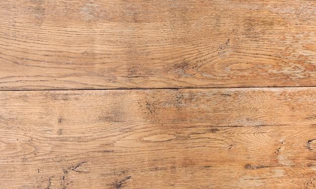 古い茶色のテクスチャー塗装木製ボード