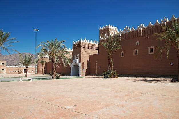 サウジアラビアのアシール地域のナジュラーンにある古い砦