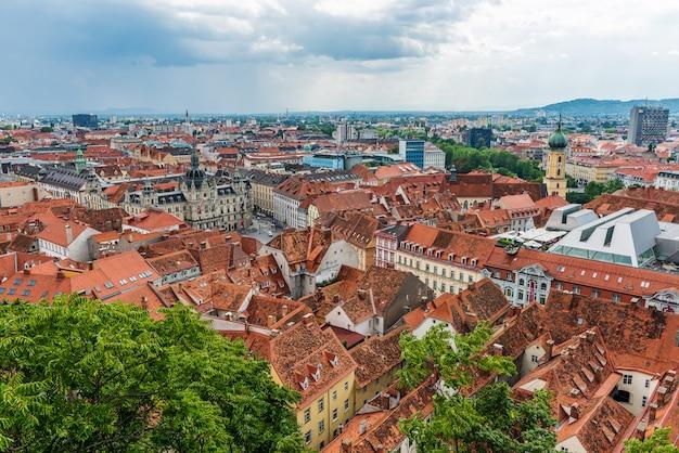 グラーツの旧市街