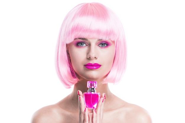 핑크 스타일