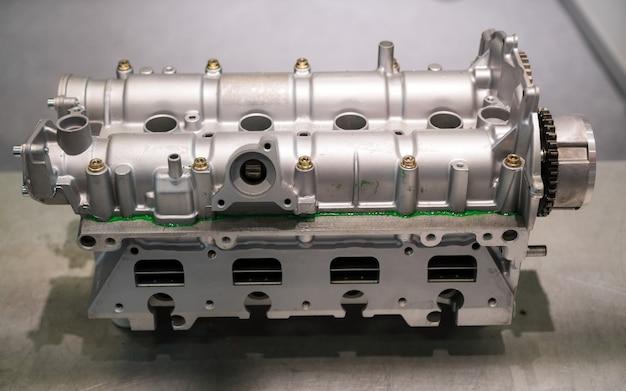 Мощный двигатель авто. внутренняя конструкция двигателя.