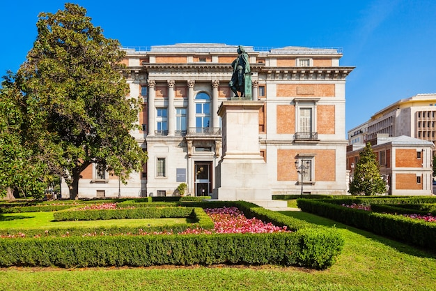 Prado museum 또는 museo del prado는 마드리드 중심에 있는 주요 스페인 국립 미술관입니다. 마드리드는 스페인의 수도입니다.