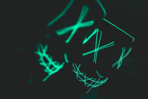 パージホラーledマスク