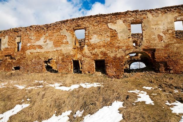 古代の要塞の遺跡古代の要塞の遺跡