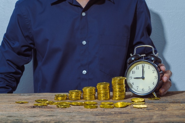 ビジネスの成長に対する節約