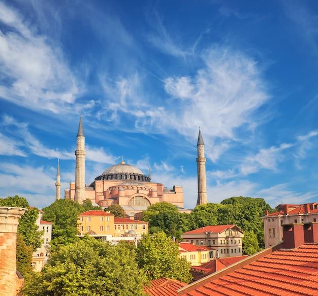 The sehzade mosquel、イスタンブール、トルコ