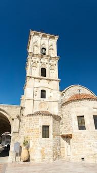 キプロスのルパブリック、ラルナカの聖ラザロ教会。 2020