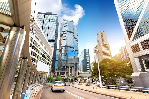 홍콩의 거리