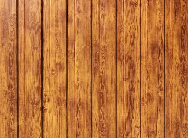 光沢のある木製のフェンスのテクスチャ
