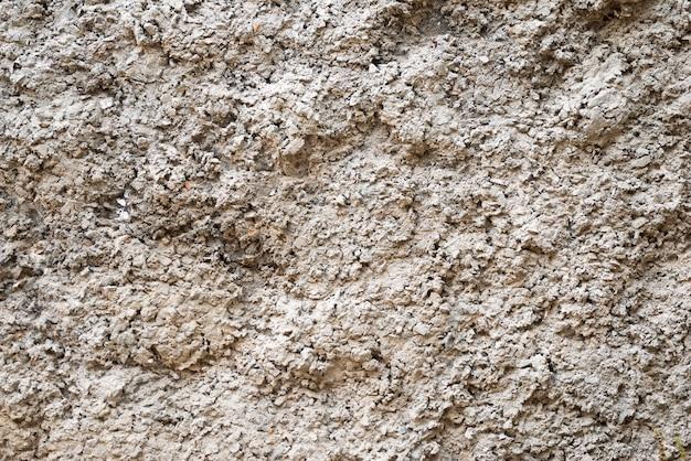 배경, 표면, 회색 시멘트 패턴을 위한 오래된 회색 콘크리트 벽의 질감.