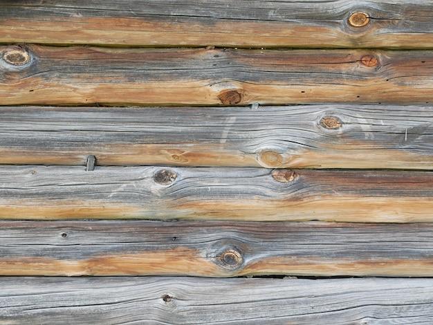 Текстура бревенчатого дома
