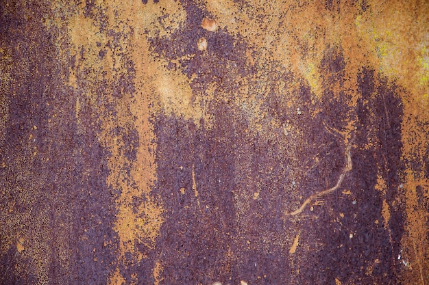 Текстура старого ржавого металла.