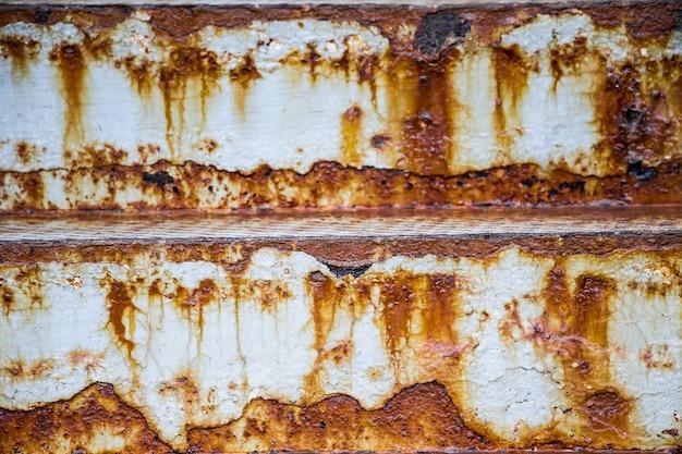 Фактура старого ржавого металла.