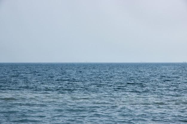 紅海ジェッダサウジアラビアの眺め