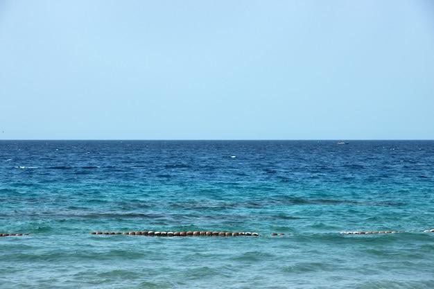 紅海サウジアラビアの眺め