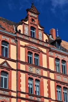 독일 하노버의 빈티지 하우스