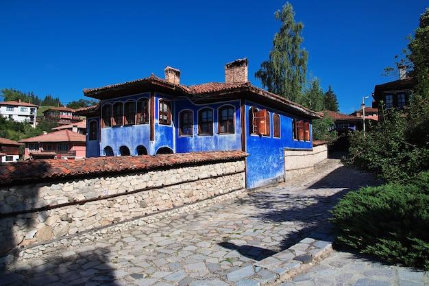 Koprivshtitsaブルガリアのヴィンテージハウス
