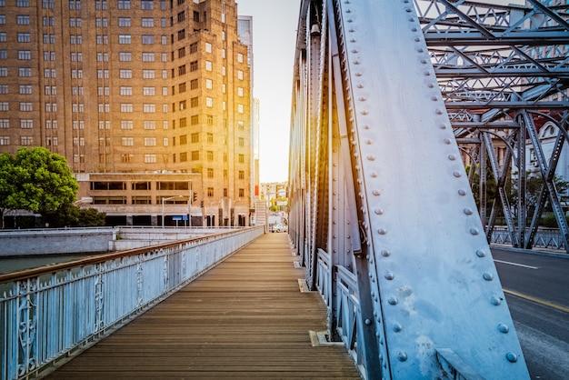 上海のワバイドゥ橋