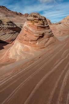 파도, 애리조나의 놀라운 바위