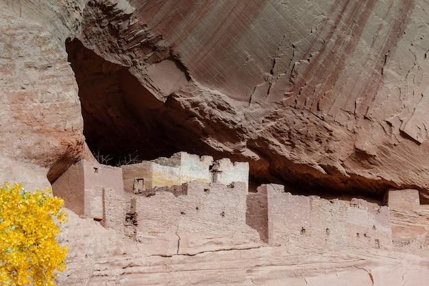 Белый дом каньон де шелли