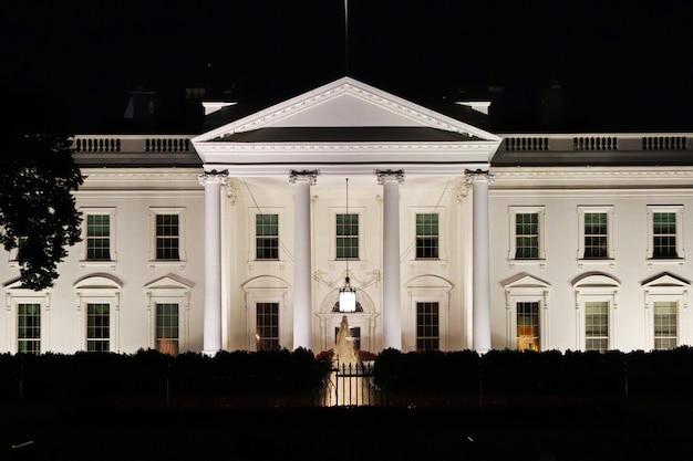 Белый дом в вашингтоне, сша