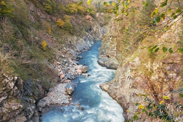 Белая река в адыгее краснодарского края