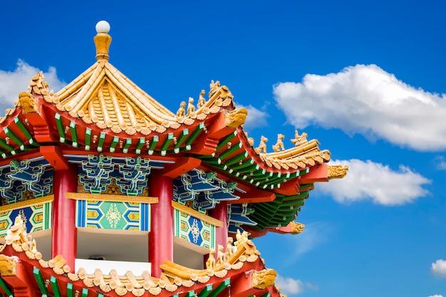 Храм теан хоу в куала-лумпуре