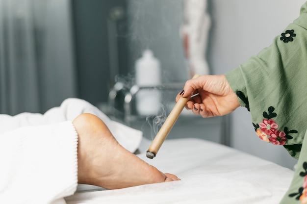 Terapia per i piedi