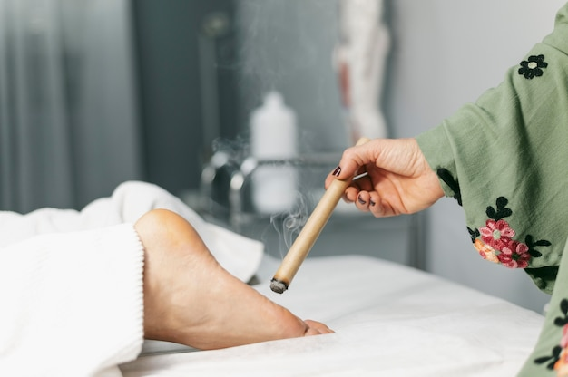 Терапия для ног