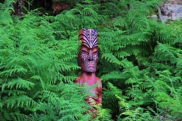ニュージーランド、ロトルアのサーマルパーク