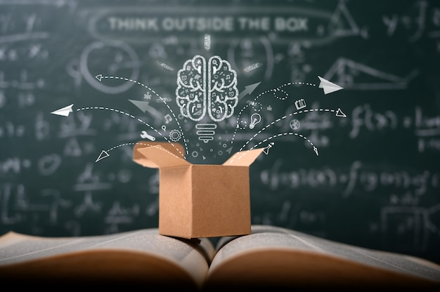 Think outside the box on school