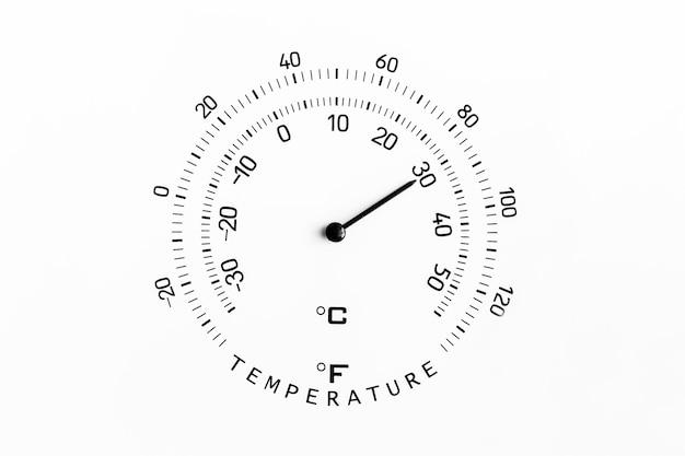 摂氏30度