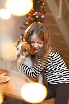이 크리스마스는 대피소에서 강아지를 입양