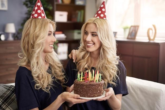 Questo è il compleanno che trascorriamo insieme