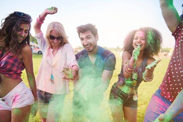 Questi sono i colori della nostra vita