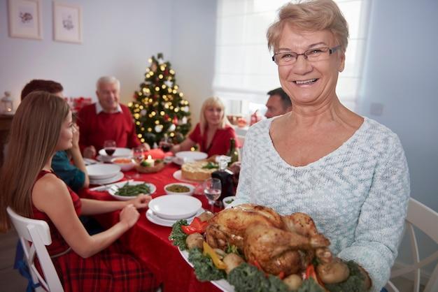 Это мое великолепное блюдо в канун рождества