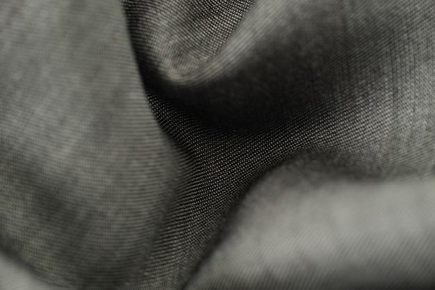 Thread rough wrinkled design element studio shot