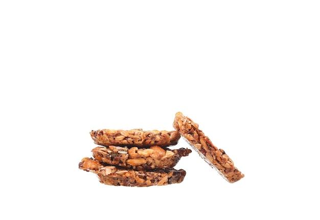 白の3チップクッキー