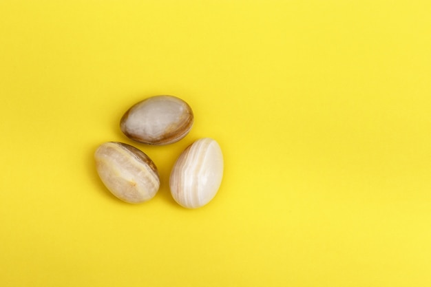 3 개의 부활절 달걀