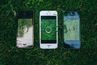 Three rings on your phone