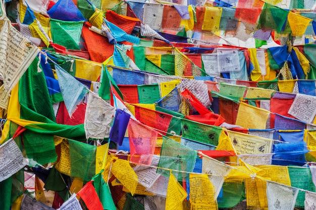 チベット仏教の祈りが肺にフラグを立てる
