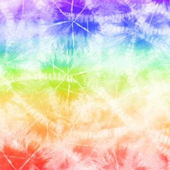 Галстук красочный красочный фон акварельные краски фон