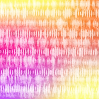 Tie dye gradient colorful neon rainbow watercolor paint background