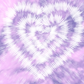 Tie dye pink colorful white watercolor background.