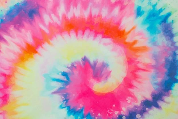 Tie dye themed background in rio de janeiro.