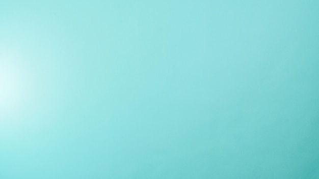 Tiffany blue color or mint green for background.no people and blank ,empty space.