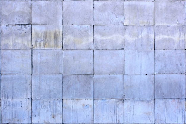 Tile of polished gray limestone as finishing material background